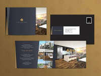 The Spires VIP Launch Party Invitation Package