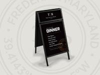 Tr menu suite exterior