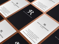 JR Capital Build Business Cards
