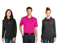 Team Hope Hoodies and Polos