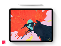 InVision Studio — Apple Pencil Charging Animation