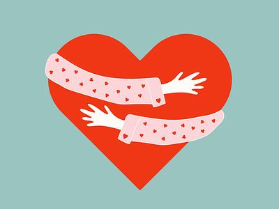 Love yourself first! logo icon art vector minimal flat illustrator illustration graphic design design