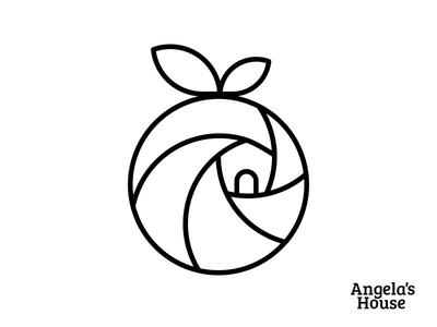 Angela's House / Logo Mark