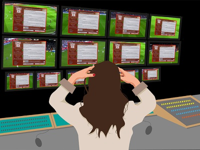 WannaCry Ransomware cyber security cyber crime cyber attack virus tv broadcasters media illustration illustrator wannacry ransomware