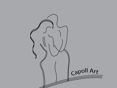 Capoll Pic Art adobe illustrator pencil