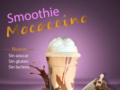 smoothie moka