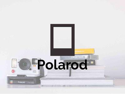 Polarod Logo Design typogaphy photo brand identity logotype logo design photography camera brand design design creative logodesign logonew art logos logoconcept typography graphicdesigndaily goldenratio logoinspire branding