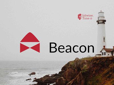 Beacon Logo Design inspo dailylogo new house sea beacon inspiration inspire building design creative logodesign logonew logos logoconcept typography graphicdesigndaily goldenratio logoinspire branding