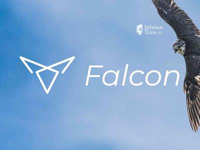 Falcon Logo Design inspiration inspire typogaphy new falcon animal sky dailylogo logo design creative logodesign logonew logos logoconcept typography graphicdesigndaily goldenratio logoinspire branding