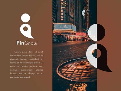 PinGhoul Logo Design logos logotype night excited guide inspiration inspired navigate direction vector inspire illustration logodesign logonew goldenratio logoconcept graphicdesigndaily logoinspire typography branding