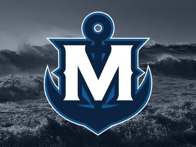Mariners Logo anchor monogram mariners