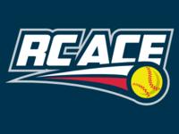 RC ACE Softball Logo