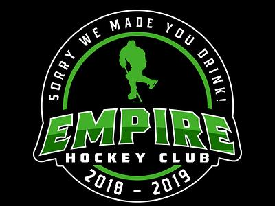 Empirecoaster3 empire hockey logo