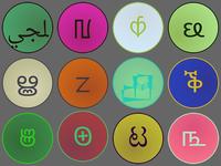 Unicode Parade