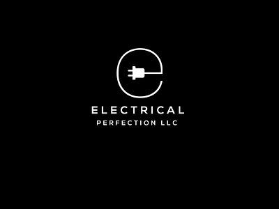 ELECTRIC lettering character illustrator logo illustration graphic design typography minimal flat design branding