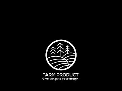 f product illustrator logo illustration vector graphic design typography minimal flat design branding