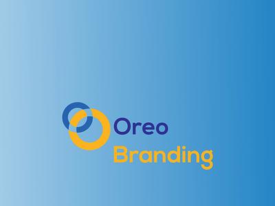 OREO type illustrator logo illustration vector graphic design typography minimal flat design branding