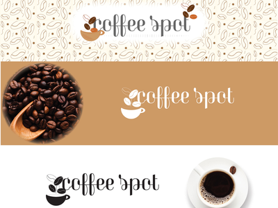 Daily logo challenge | coffee spot daily challenge logo coffee
