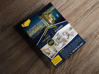 Real State Flyer Design Concept real estate sports flyer event flyer real estate flyer design corporate flyer flyer design leaflet design handout business flyer design branding