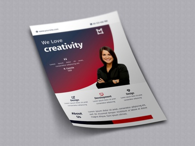 Business Flyer Design Concept flyer design professional flyer brochure design corporate flyer leaflet design handout flyer design business flyer design branding