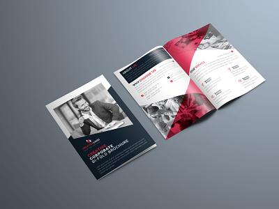 Bi Fold Brochure tri-fold brochure bio-fold brochure design bi-fold brochure design event flyer flyer brochure design corporate flyer leaflet design handout flyer design business flyer design branding