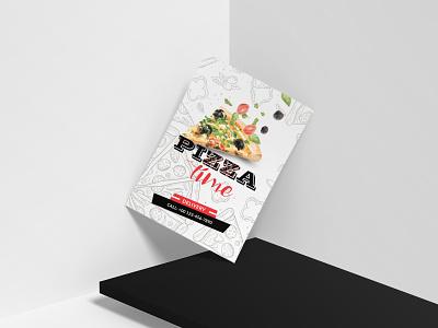 Pizza Flyer Design Concept pizza flyer template flyers event flyer design flyer brochure design corporate flyer handout leaflet design flyer design branding business flyer design