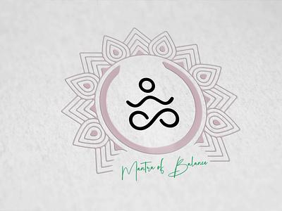 Logo Design for a Yoga yogateacher mindfulness yoga pose yogi yogalife yogainspiration meditation yogapractice yoga yoga studio motivation logo fitness logo namaste logo namaste yoga logo logotype logo design branding design logo