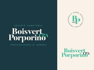 Boisvert Porporino CPA Logo