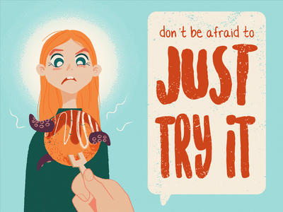 Just Try It! weeklywarmup