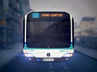 Rennes Bus iOS Icon