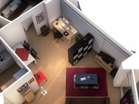 My Apartment - Top View
