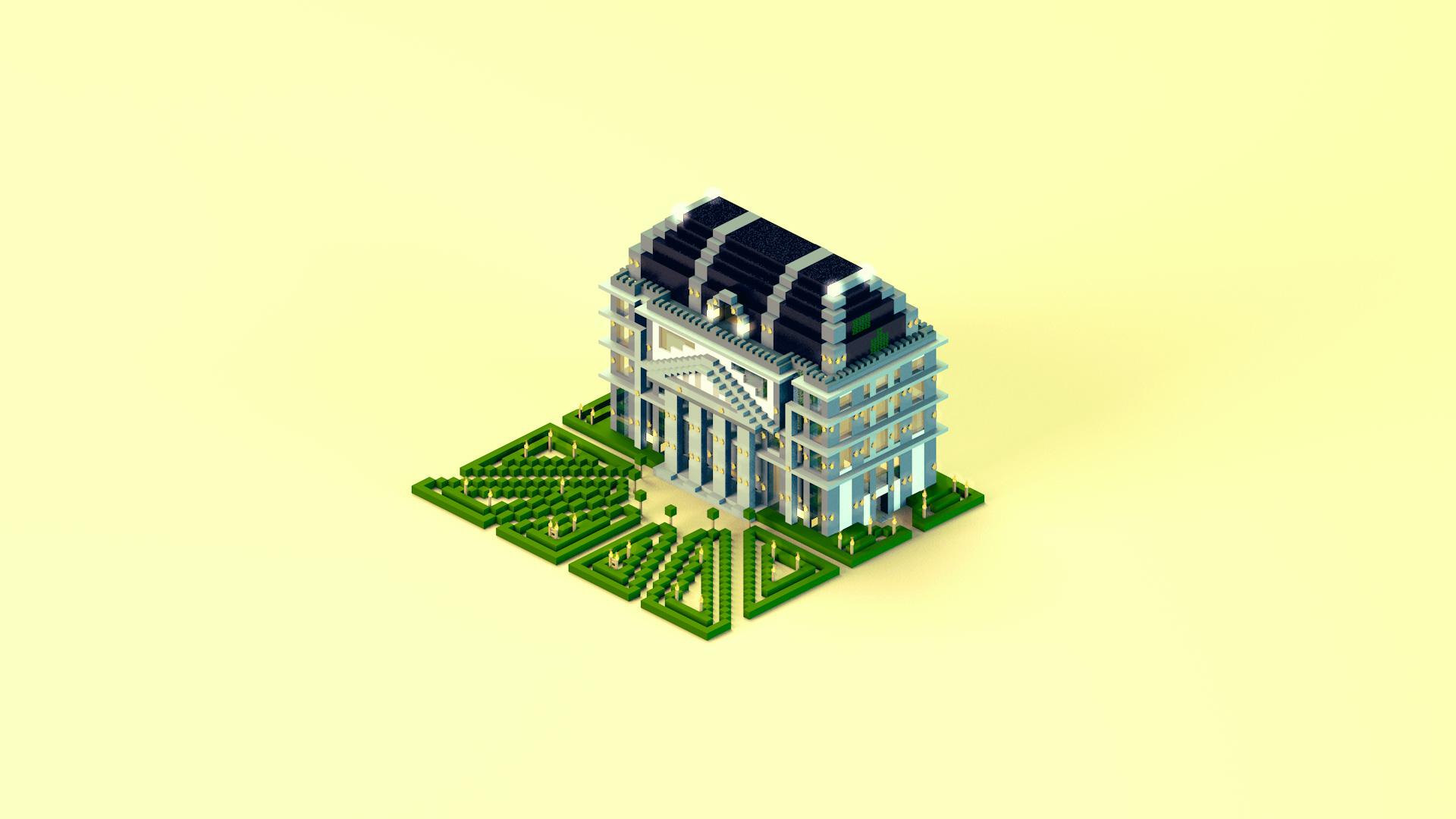 Empire city hall
