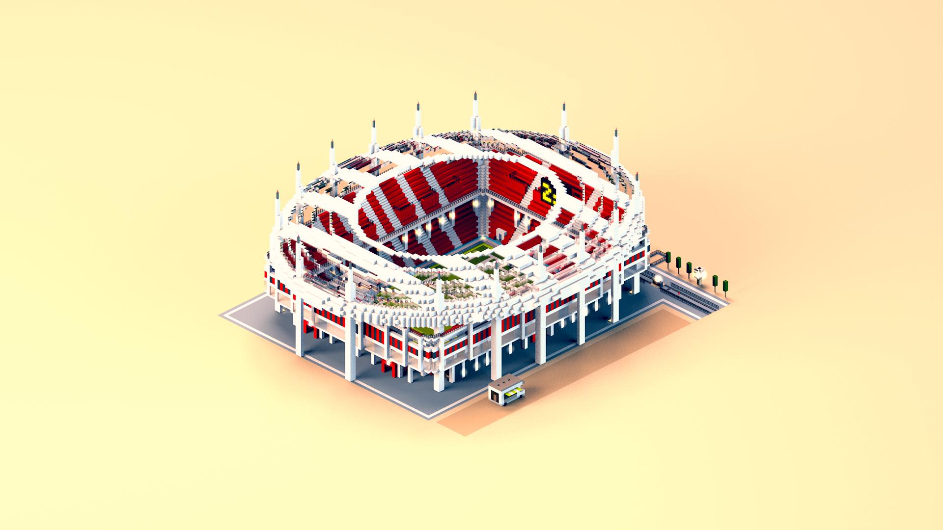 Luxuria fc stadium
