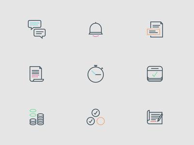 Pocket Prep Icons