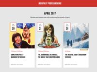The New Bev Calendar