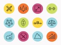 Changemaker Icon Set
