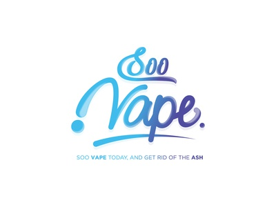 Soo Vape - The Rejected Logo