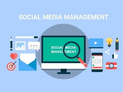 Social Media Management Company website design seo marketing socialmedia smo