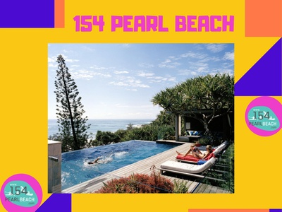 154 Pearl Beach covid-19 accomodation vacation travel sea rent nature food beachhouse beach
