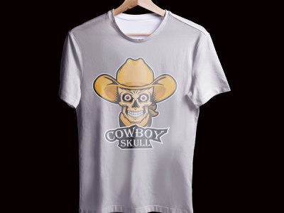 cowboy skull cowboy skull designgraphic design tshirt art logo ilustration esportlogo