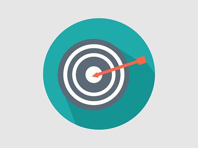 flaticon business sale vector graphicdesign flaticon target syimbol company shop flat icon sale business