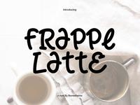 Frappe Latte Font