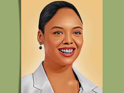TESSA THOMPSON cartoon flat art branding design illustration