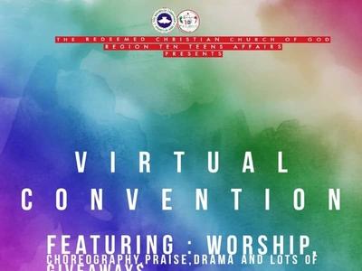 VIRTUAL CONVENTION !!!!!!!