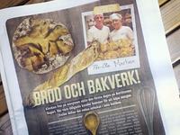 Bertilssons Bageri Coop Newspaper Advert