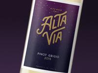 Alta Via Pinot Grigio