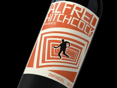 Alfred Hitchcock Presents Zinfandel 2013