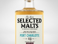 Selected Malts Branding & Packaging