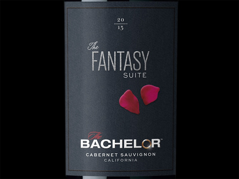 The bachelor bachelorette wine showcase v006.5 dribbble