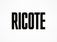 Ricote Wordmark